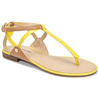 kengät Naiset Sandaalit ja avokkaat JB Martin GENIE Yellow