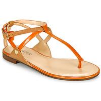 kengät Naiset Sandaalit ja avokkaat JB Martin GENIE Arancio