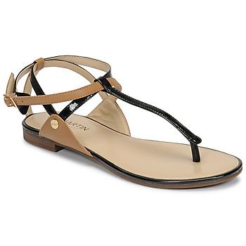 kengät Naiset Sandaalit ja avokkaat JB Martin GENIE Black