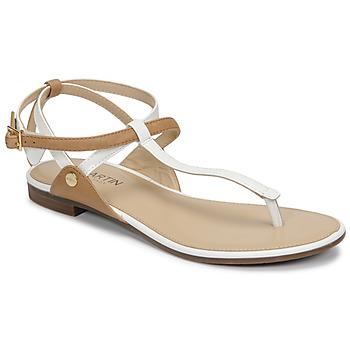 kengät Naiset Sandaalit ja avokkaat JB Martin GENIE White