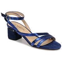 kengät Naiset Sandaalit ja avokkaat JB Martin MAEVA Blue