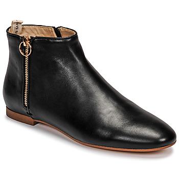 kengät Naiset Bootsit JB Martin ACANO Musta