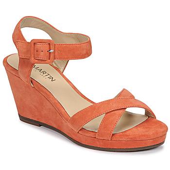kengät Naiset Sandaalit ja avokkaat JB Martin QUERIDA E20 Orange