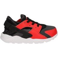 kengät Lapset Matalavartiset tennarit Nike 704950 Musta