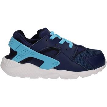 kengät Lapset Matalavartiset tennarit Nike 704952 Sininen