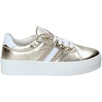 kengät Lapset Matalavartiset tennarit Melania ME6124F8E.A Keltainen
