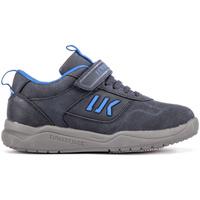 kengät Lapset Matalavartiset tennarit Lumberjack SB30105 005 N32 Sininen