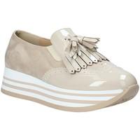 kengät Naiset Tennarit Grace Shoes MAR016 Beige