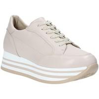 kengät Naiset Matalavartiset tennarit Grace Shoes MAR001 Vaaleanpunainen
