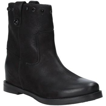 kengät Naiset Nilkkurit Apepazza 9FRSB01 Musta