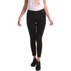 vaatteet Naiset Chino-housut / Porkkanahousut Animagemella 17AI036 Musta