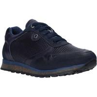 kengät Miehet Matalavartiset tennarit Exton 340 Sininen