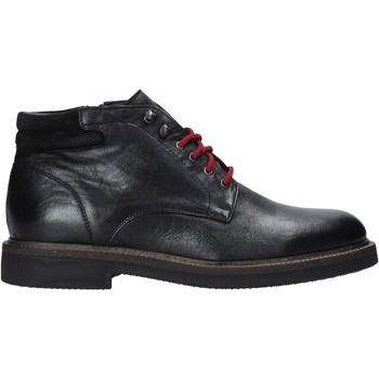 kengät Miehet Bootsit Exton 852 Musta