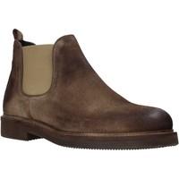 kengät Miehet Bootsit Exton 850 Ruskea