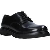 kengät Miehet Derby-kengät Exton 608 Musta