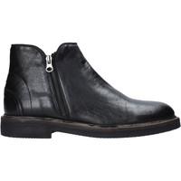 kengät Miehet Bootsit Exton 851 Musta