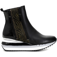 kengät Naiset Bootsit Café Noir DN124 Musta