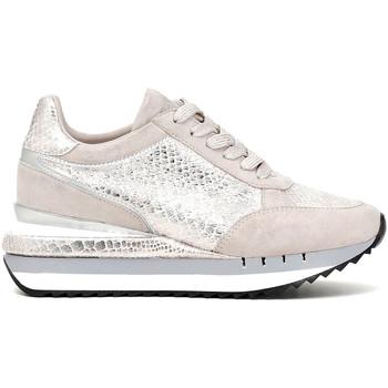 kengät Naiset Matalavartiset tennarit Café Noir DN626 Valkoinen