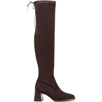 kengät Naiset Ylipolvensaappaat Café Noir LD924 Muut