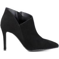 kengät Naiset Nilkkurit Café Noir NA563 Musta