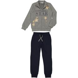 vaatteet Lapset pyjamat / yöpaidat Melby 90M0505M Harmaa
