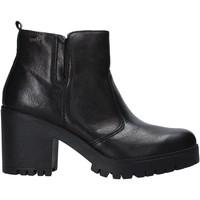 kengät Naiset Bootsit IgI&CO 6160700 Musta