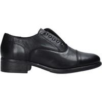 kengät Naiset Espadrillot IgI&CO 6184300 Musta