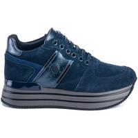kengät Naiset Matalavartiset tennarit Lumberjack SWA0312 001 Y84 Sininen