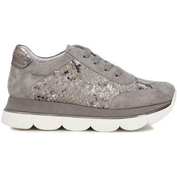 kengät Naiset Matalavartiset tennarit Café Noir DB596 Harmaa