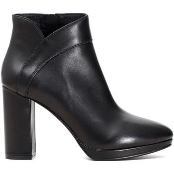 kengät Naiset Nilkkurit Café Noir MD230 Musta