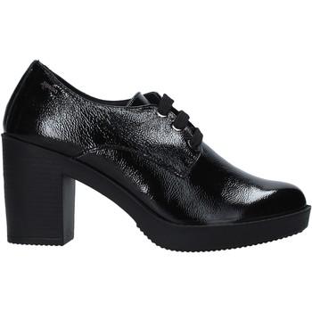 kengät Naiset Derby-kengät IgI&CO 6152800 Musta