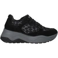 kengät Naiset Matalavartiset tennarit IgI&CO 6168355 Musta