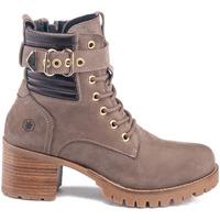 kengät Naiset Nilkkurit Lumberjack SW68501 003 D01 Beige