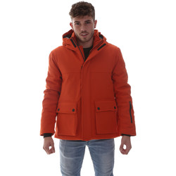 vaatteet Miehet Parkatakki Invicta 4431701/U Oranssi