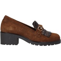 kengät Naiset Mokkasiinit Grunland SC2967 Ruskea