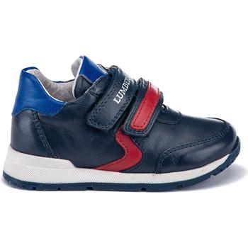 kengät Lapset Matalavartiset tennarit Lumberjack SB65111 004 B01 Sininen
