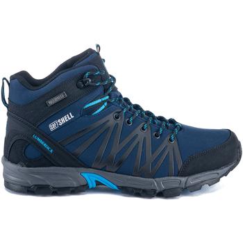 kengät Miehet Vaelluskengät Lumberjack SM38801 002 X53 Sininen