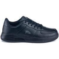 kengät Naiset Matalavartiset tennarit Lumberjack SW70411 004 S01 Musta