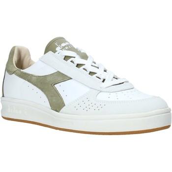 kengät Miehet Matalavartiset tennarit Diadora 201.172.545 Valkoinen