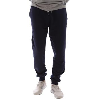 vaatteet Miehet Verryttelyhousut Key Up 2F37I 0001 Sininen