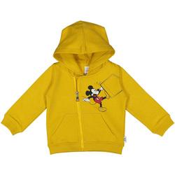 vaatteet Lapset Svetari Melby 20D2030DN Keltainen