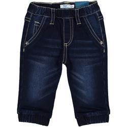 vaatteet Lapset Slim-farkut Melby 20F0180 Sininen