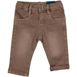 vaatteet Lapset Slim-farkut Melby 20F2180 Ruskea