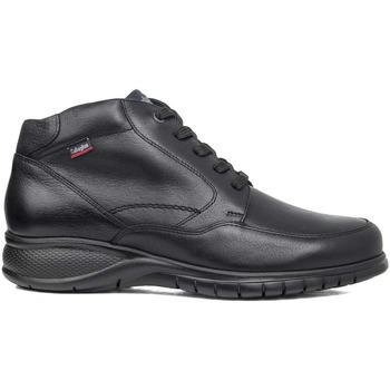 kengät Miehet Tennarit CallagHan 12703 Musta
