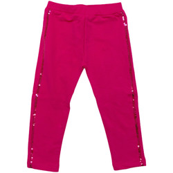 vaatteet Tytöt Legginsit Melby 20F2061 Vaaleanpunainen