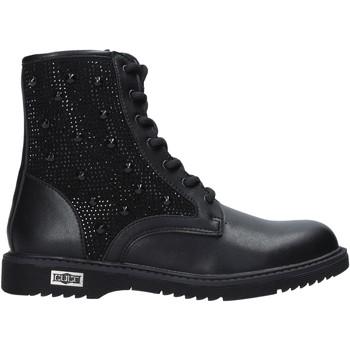 kengät Tytöt Bootsit Cult GLAM Musta