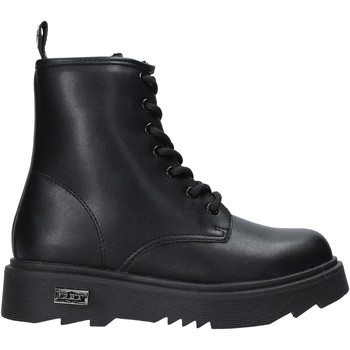 kengät Tytöt Bootsit Cult LEGEND Musta