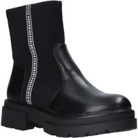 kengät Naiset Bootsit Gold&gold B20 GR147 Musta