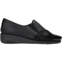 kengät Naiset Mokkasiinit Grunland SC2987 Musta
