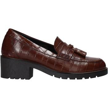 kengät Naiset Mokkasiinit Grunland SC2962 Ruskea